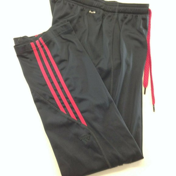 Adidas Women's Small Athletic Running Track Pants